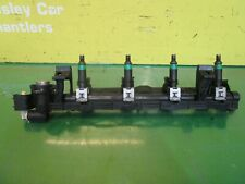 FORD FOCUS MK2 (05-11) 1.6 PETROL FUEL INJECTOR RAIL WITH INJECTORS 98AG-14A390-