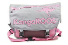 Kangaroos Wasilla postbag b0264 señora bandolera, rosa/gris, 50x30x18 cm