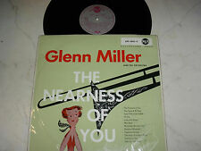 Glenn Miller The Nearness Of You Collectors Issue 50s