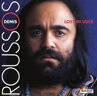 Demis Roussos Lost in love (compilation) [CD]