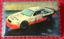 "Darrell Waltrip  #17 Western Auto Car  ""stamp""  Hat Pin"