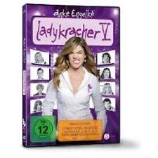 "ANKE ENGELKE ""LADYKRACHER STAFFEL 5"" 2 DVD COMEDY NEU"