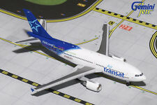 GEMINI JETS AIR TRANSAT AIRBUS A310-300 1:400 DIE-CAST GJTSC1504 IN STOCK