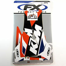 Factory Effex EVO 13 Graphics KTM SX SXF 125 250 525 01 02 03 04 NEW