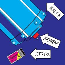 Big Black ATOMIZER Debut +MP3s Touch And Go Records REMASTERED New Vinyl LP