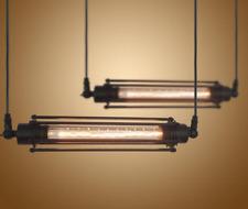 Vintage Leuchte Retro Deckenlampe Pendelleuchte Kronleuchter Loft Lampen E27 40W
