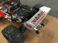 Arrma Kraton 6S Rear Wing.Very Lightweight. MADE IN USA