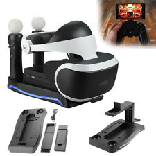 4 in 1 Charger Dock Charging Stand Holder For PS4 VR II PS Game Controller Home