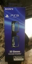 Sony CECH-ZEG1U - Active 3D Glasses Rechargeable - for PS3 , PSTV Video Theater