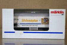 MARKLIN MäRKLIN 94004 SONDERMODELLE DB WEIHENSTEPHAN BIERWAGEN BEER WAGON nc