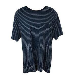 Volcom Men's XXL 2XL Short Sleeved T Shirt Black - Free Shipping