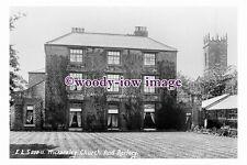 pu0729 - Wickersley Church & Rectory , Yorkshire - photograph