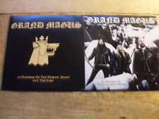 Grand Magus [2 CD PROM0 Maxi] Midnight + Hammer of the