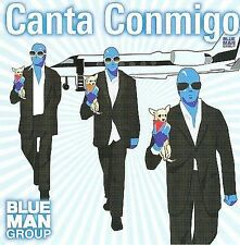 Blue Man Group - Canta Conmigo (CD, Rhino) Funky Junction, Onionz Swirv Mix