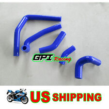 FOR HONDA CR250 CR 250 03-08 2003 2004 2005 2006 2007  Radiator Hose BLUE.