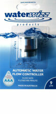 Water Wizz Inline Flow Controller 9lpm Chrome
