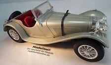 Jaguar SS 100 Cabriolet 1937  im Maßstab 1:18 Oldtimer Modellauto von Burago
