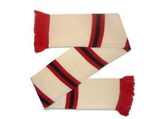 Manchester United - Bufanda - Colores de la 2ª equipación del club - Blanco