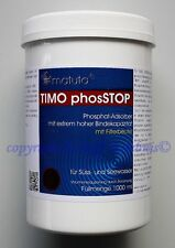 timo phosSTOP Phosphatadsorber auf Eisenhydroxidbasis 1000ml