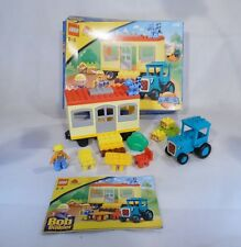 LEGO DUPLO 3296 BOB DER BAUMEISTER / WOHNWAGEN MIT BOB UND RUMPEL