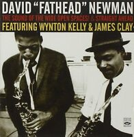 David 'Fatheat' Newman: THE SOUND OF THE WIDE OPEN SPACES & STRAIGHT AHEAD