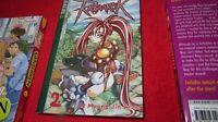 Ragnarok Online #2 Manga Anime Comic Book