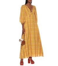 NEW STAUD Dress in Mustard