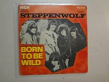 "STEPPENWOLF:Born To Be Wild-Everybody's Next One-France 7"" 1968 RCA Victor PSL"