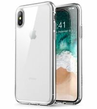 Funda para iPhone XS Max 6,5'' Carcasa Gel Transparente 100%