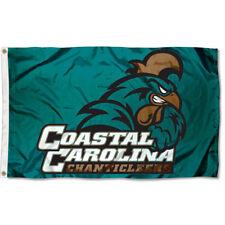 Coastal Carolina University Chanticleers Flag Ccu Large 3x5
