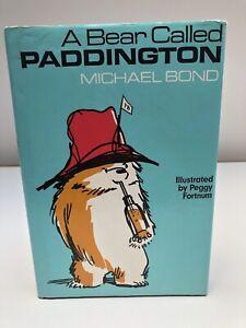 A Bear Called Paddington By Michael Bond 1978 Hardback Edition