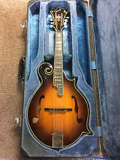 80s Kentucky KM-800 Mandolin Carved Top Made in Japan