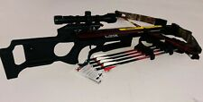 CamX X330 16Bx330Rx Crossbow Package Realtree Xtra Arc 4x32 calibrated scope