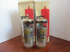 1x Rft Wf Il861 Gold Pins Output Pentode (New, Nos, Boxed, from 1964) Germany