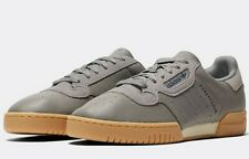 ADIDAS POWERPHASE GREY GUM TRAINERS SHOES FU9544 SIZE 7 EUR 41 RRP £84.95
