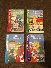 Ladybird Read It Yourself Books Level 1-4