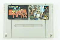 Final Fight 1 SNES CAPCOM Nintendo Super Famicom From Japan