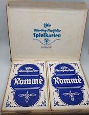 Altes Kartenspiel - Altenburger Spielkarten ASS - Rommé