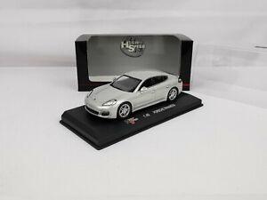 Porsche Panamera (2009-2013) grise 1/43 High Speed