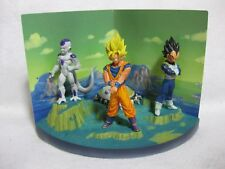 Dragon Ball Z Diorama Figure Set Vol.1 Japan DVD Official Special Present!