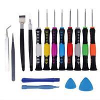 16 in 1 Repair Tool Screwdrivers Kit for iPad Mobile Phone iPhone 5 4S LJ