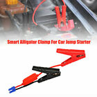 Smart Booster Cable Alligator Clamp Emergency Lead For Car Jump Starter Battery