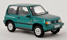 wonderful modelcar SUZUKI VITARA 1992  - greenmetallic - scale 1/43 - lim.ed
