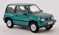 wonderful modelcar SUZUKI VITARA 1992  - greenmetallic - scale 1/43 - lim.ed