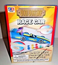 Wood Workshop Race Car