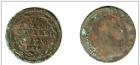 (F716)Regno di Napoli- Ferdinando IV°Borbone-1759-1816-1 Grano Cavalli 12 .1789.
