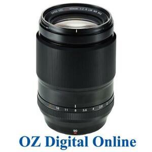 NEW Fujifilm FUJINON XF 90mm F2 R LM WR Lens 1 Year Aust Wty