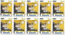 10x Philips 9003 High Low Fog Beam Quality Vision Halogen Light Bulb Lamp 60/67W
