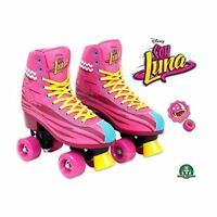 Disney Soy Luna Roller Skates Training Original TV Series Size 30-31/13/20.5 NEW
