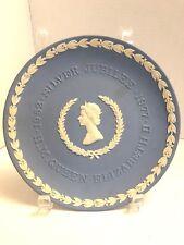 QUEEN ELIZABETH II SILVER JUBILEE 1952 - 1977 WEDGEWOOD PLATE